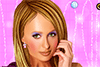 Paris Hilton prête pour sa soirée
