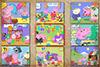 Puzzles de la famille cochon