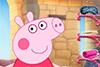 Des soins du visage pour Peppa Pig