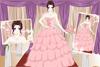 Mariée en rose
