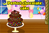 Gâteau au chocolat à décorer