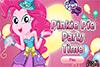 Pinkie Pie prête pour sa fête