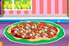 Pizza funghi, recette