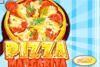 Pizza marguerite pour les enfants