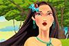 Belle indienne à maquiller