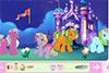 La fête de l'amitié des poneys