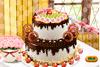Très beau gâteau