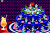 Gâteau de la mer à décorer