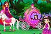 Le carrosse de la princesse Carole
