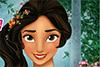Maquille la princesse Eléne