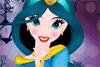 Maquille la princesse Jasmine