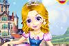 Maquiller la princesse Sophia