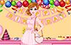 En rose pour son anniversaire