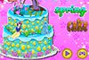 Gâteau de printemps à décorer