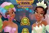 Maquille la princesse Tiana