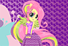 Style pin-up pour Fluttershy