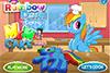 Cuisine avec Rainbow Dash