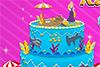 Gâteau d'été à décorer