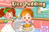 Faire du riz au lait