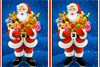 Père-Noël et les différences