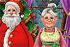 Bisous du père-Noël