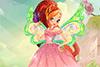 La fée des papillons à habiller