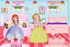 Décore la chambre de 2 princesses