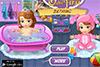 Le bain de Sofia