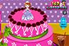 Gâteau d'anniversaire Sofia