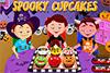 Cupcake d'Halloween