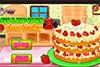 Gâteau aux fraises à cuisiner