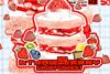 Le gâteau à la fraise !