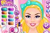 Soins et maquillage pour Barbie