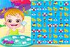 Match 3 de bébé Hazel