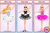 Super Barbie habillée en dauseuse