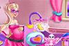 Chambre du bébé à décorer