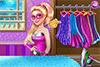 Lave les capes de Super Barbie