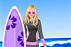 Habille une surfeuse