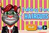 Nouvelle coiffure pour Talking Tom