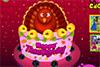 Décore ton gâteau de Thanksgiving