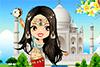 Princesse indienne à habiller