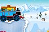 Thomas au Pôle Sud