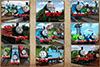 Puzzles de trains