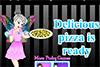 Fais une pizza avec la fée