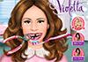 Violetta chez la dentiste