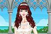 Jeune mariée à habiller