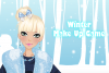 Maquillage d'hiver pour Lucille