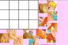 Puzzle des fées Winx