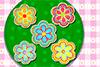 Cookies fleurs