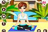 Cours de yoga pour Sandra